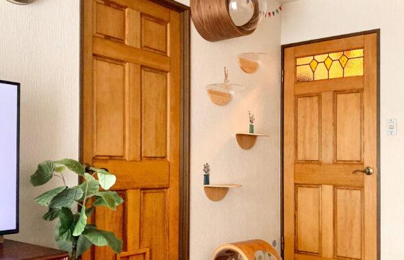 S様 室内ドア施工例画像